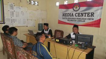 178 Calon Ptps Kecamatan Jawilan Ikuti Tes Wawancara